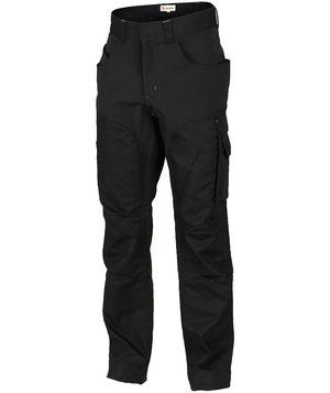 L.Brador trousers 1845PB, Black