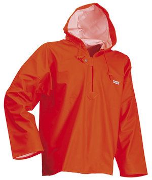 Lyngsoe regnanorak LR1870, Varsel Orange
