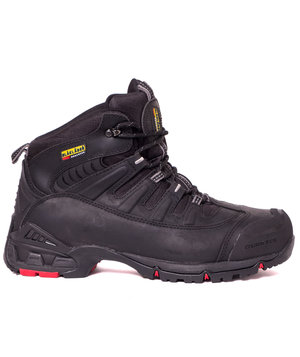 Blåkläder safety bootees S3, Black