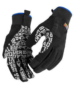 Blåkläder craftman gloves, Black