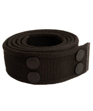 Dunderdon BE01 bælterem, Sort/Sort
