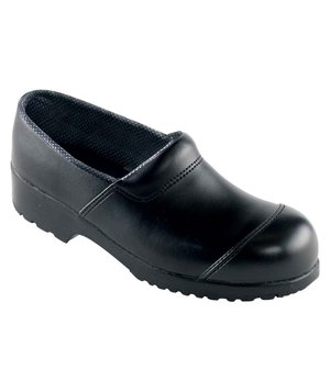 Euro-Dan Airlet Flex safety clog S2, Black