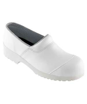 Euro-Dan Airlet Flex safety clog S2, White