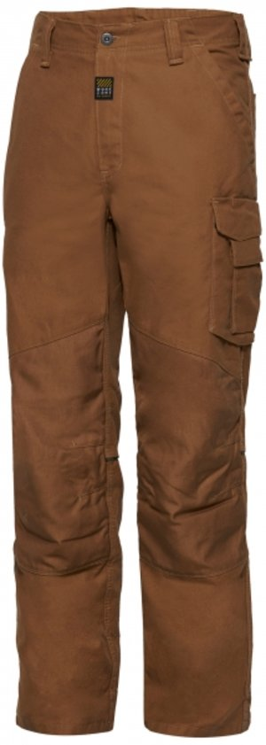 Workzone Explore work trousers, Caramel/Brown