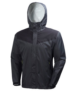 Helly Hansen Magni Light jakke, Sort