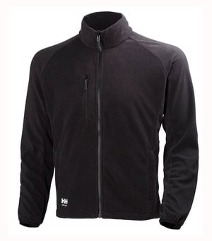 Helly Hansen Eagle Lake fleecejacka, Svart