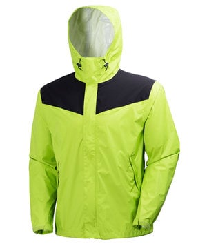 Helly Hansen Magni Light jakke, Limegrøn