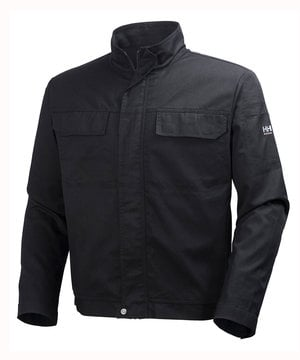 Helly Hansen Sheffield work jacket, Black