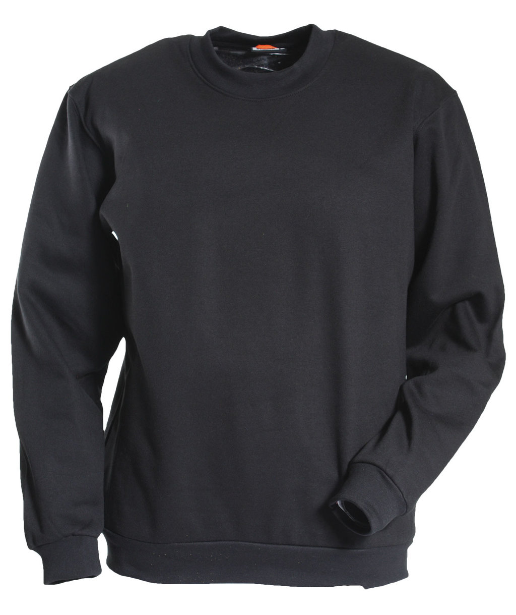 Tranemo sweatshirt, Black