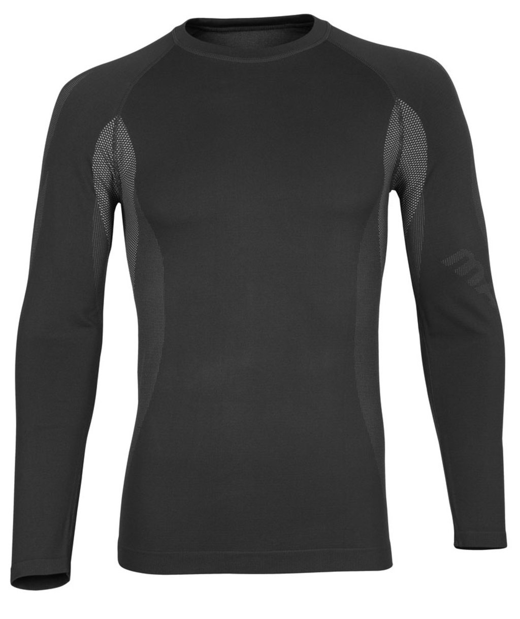 Mascot Crossover Parada long sleeved thermal underwear shirt, Dark Anthracite