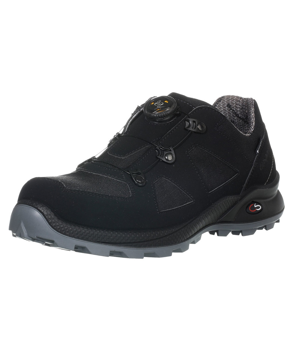 Grisport 70444 safety shoes S3, Black