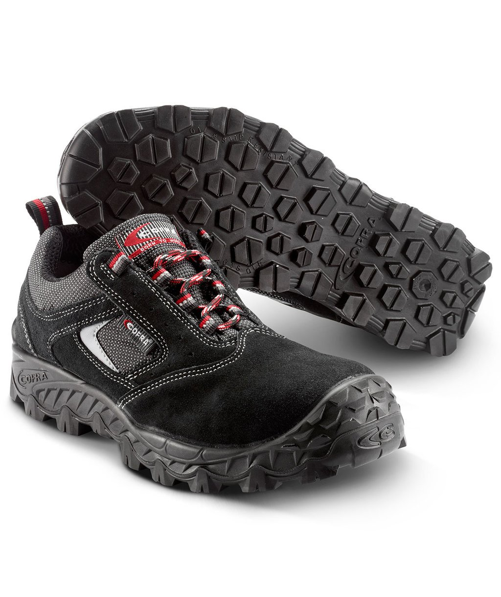 Cofra New Suez safety shoes S1P, Black