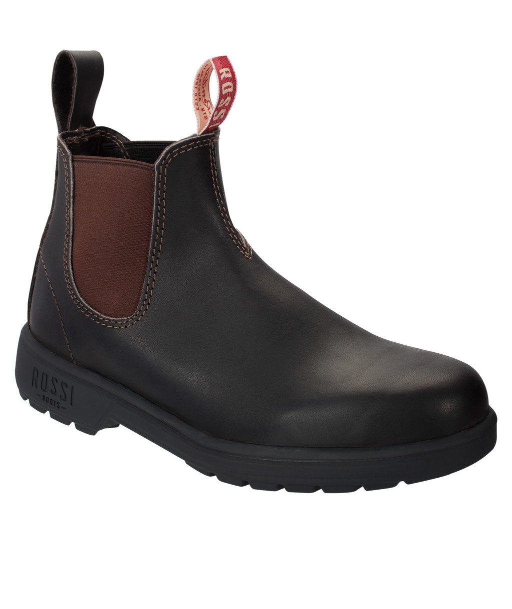 Rossi Endura 303 boots, Brown