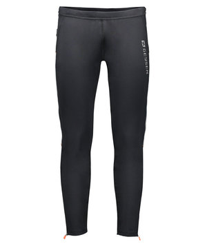 GEYSER løbetights long unisex, Sort