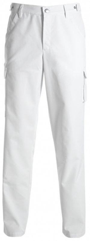 Kentaur trousers, HACCP, unisex, White