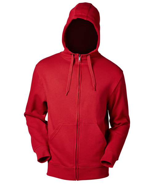 Mascot Crossover Gimont Hoodie, Rot