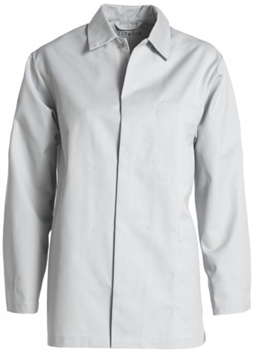 Kentaur jacket / coat, HACCP-approved, unisex, Light Grey