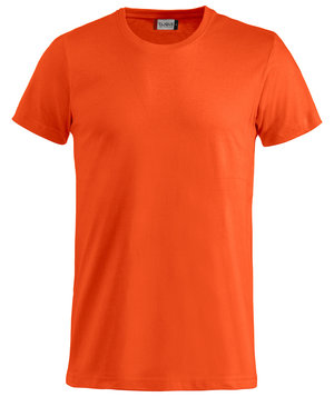 Clique Basic T-shirt, Orange