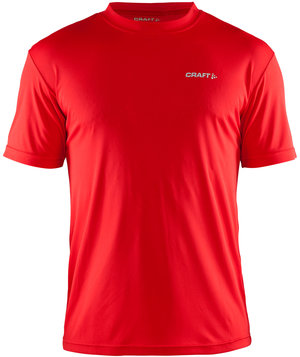 Craft Prime T-shirt, Bright red