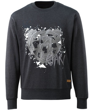 Mascot Advanced collegetröja/sweatshirt, Svart denim