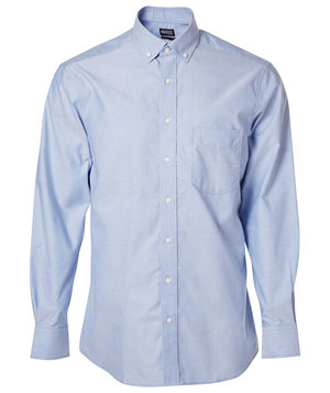 Mascot Frontline Cogolin long-sleeved shirt, Light Blue