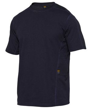 Workzone Functional T-skjorte, Midnight Blue