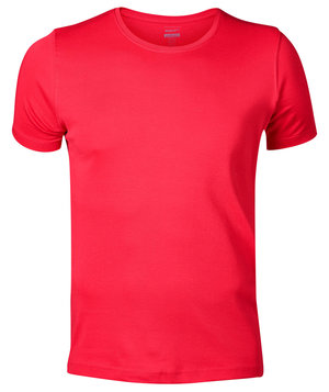 Mascot Crossover Vence T-shirt, Raspberry Red
