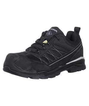 Terra 96015 safety shoes S3, Black
