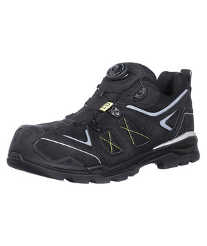 Terra 96095 safety shoes S3, Black