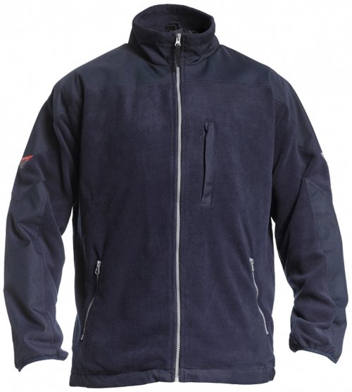 FE Engel fleece jacket, Marine Blue