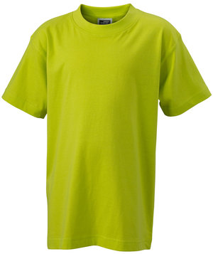 James & Nicholson kids T-shirt Junior Basic-T, Acid-Yellow