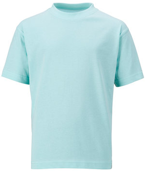 James & Nicholson kids T-shirt Junior Basic-T, Mint