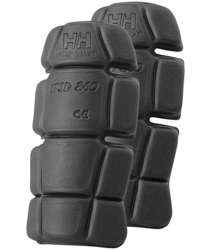 Helly Hansen WW standard knee pads, Black
