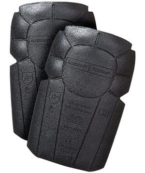 Fristads knee pads, 2-pack, Grey/Black