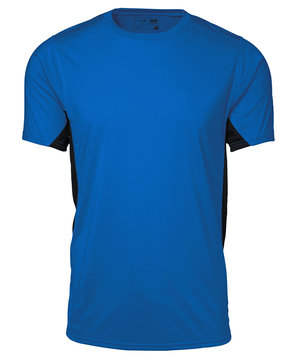 ID Active Mesh T-shirt, Azure Blue