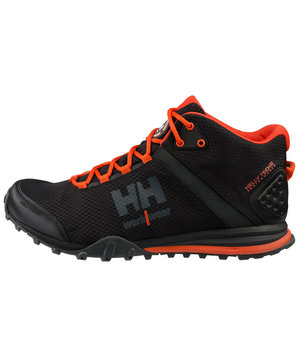Helly Hansen WW Rabbora Trail Mid løbesko, Sort/Orange