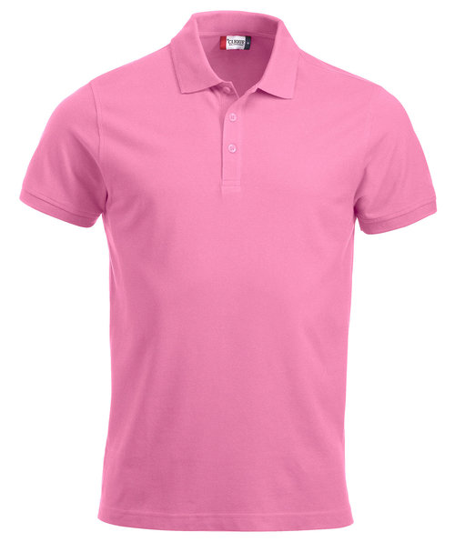 Clique Classic Lincoln polo, Lys Pink