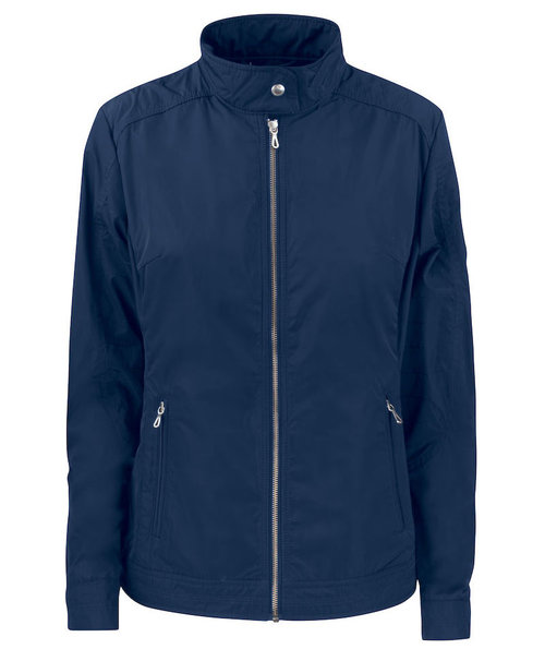 Cutter & Buck Dockside Damenjacke, Navy
