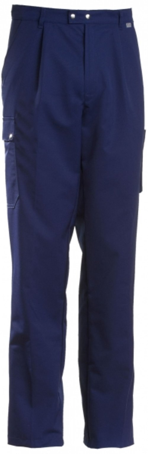 Nybo Workwear Club Classic unisex trousers, Marine Blue