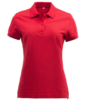 Cutter & Buck Rimrock dame polo T-shirt, Rød