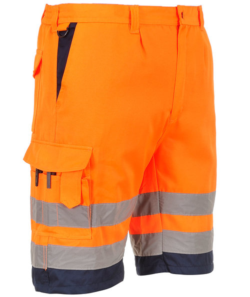 Portwest Arbeitsshorts, Hi-Vis Orange