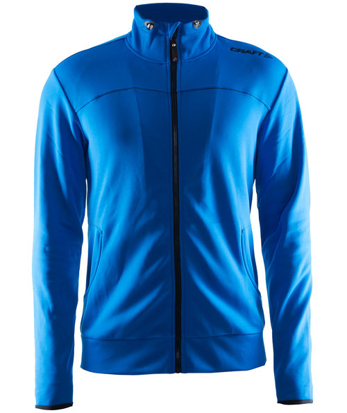 Craft Leisure sweatjacket, Sweden Blue