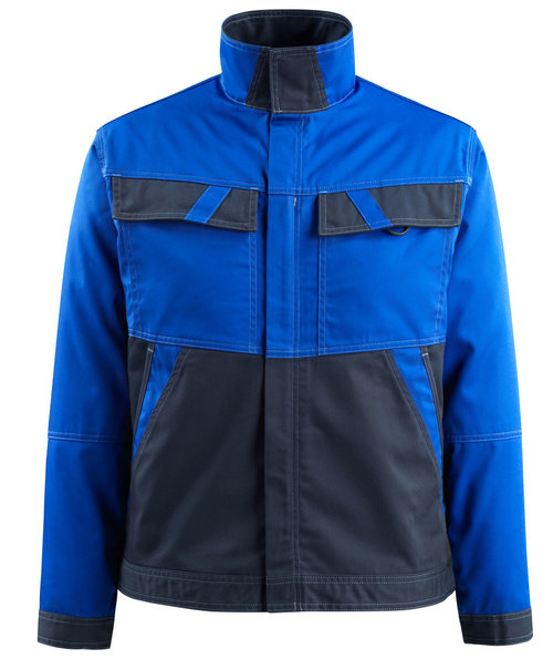 Mascot Light Dubbo work jacket, Cobalt Blue/Dark Marine