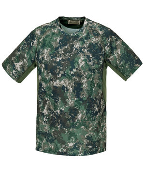 Pinewood Ramsey T-shirt med coolmax, Camouflage
