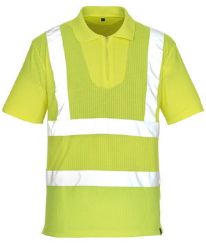 Mascot Melville polo shirt, Hi-Vis Yellow