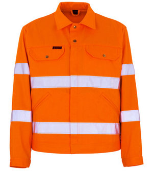Mascot Safe Classic Perth arbejdsjakke, Hi-Vis Orange