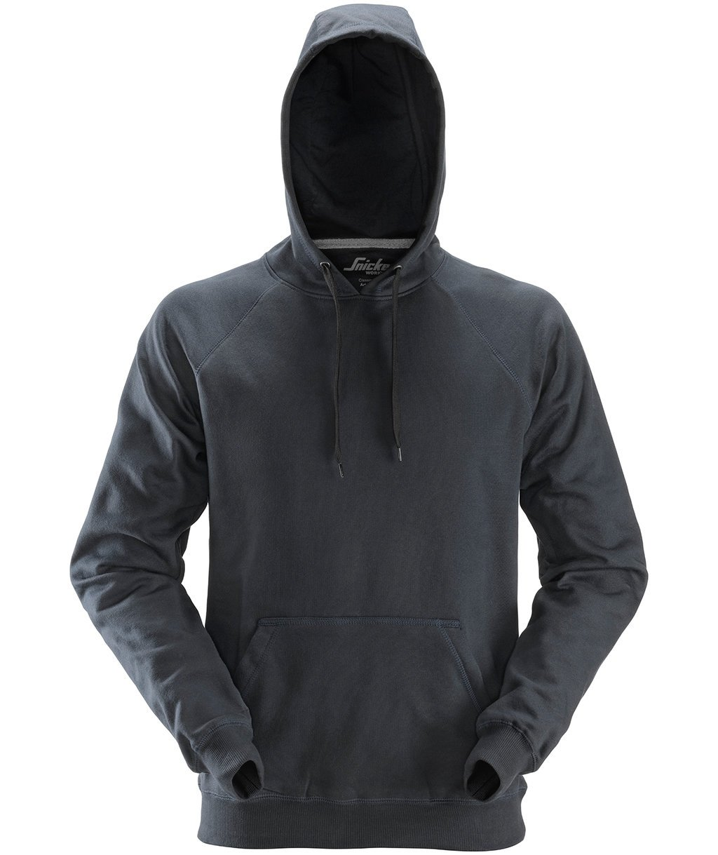 Snickers hoodie, Charcoal