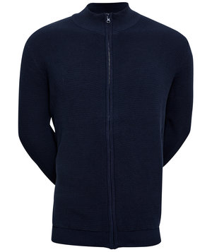 ProActive by JBS stickad cardigan, Navy
