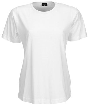 Jyden women's T-shirt, 100% cotton 180 grams, White