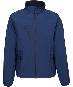Tee Jays lightweight softshell jacket, Indigo blue